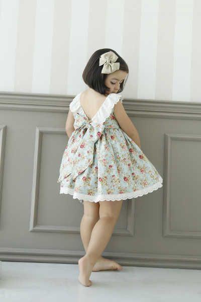 Patrón vestido niña Julie Dress