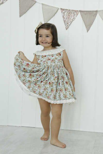 Vestido de niña Julie Dress.