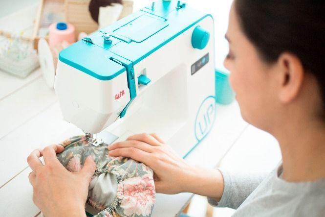 Máquina de coser Alfa Style up 30