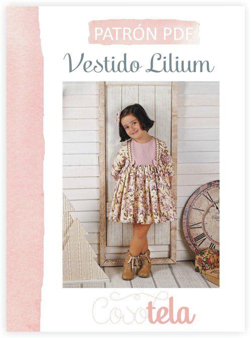 POR. Vestido Lilium